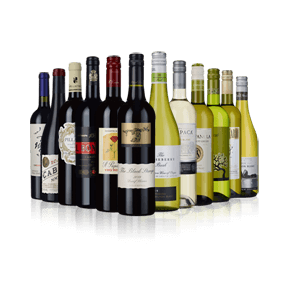Laithwaites Wine - Best Selling Red and White Mix