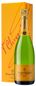 Champagne Veuve Clicquot Yellow Label Brut (in gift box) NV NV