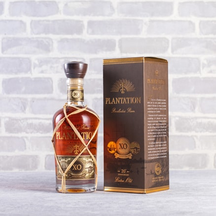 Plantation Rum 20th Anniversary Edition Gift NV