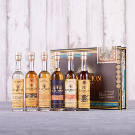 Plantation Rum Collection (6x10cl) Gift
