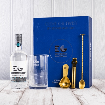 Edinburgh Gin Cocktail Set