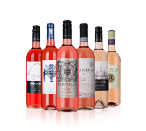Great Value Rosé Collection Six