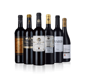 Best-selling Rioja Collection Six