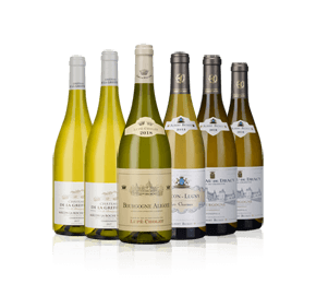 White Burgundy Collection Six