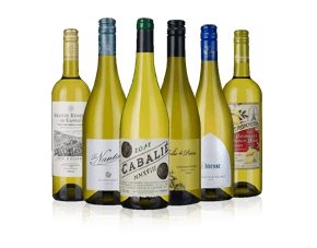 The best of French white wine