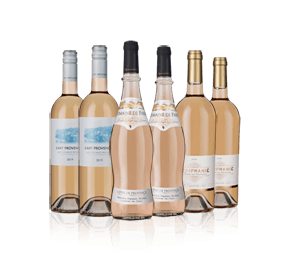 Provence Rosé Showcase Six