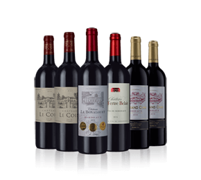 Gold Medal Bordeaux Mix Six