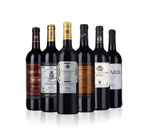 Bestselling Rioja Sale Case Six