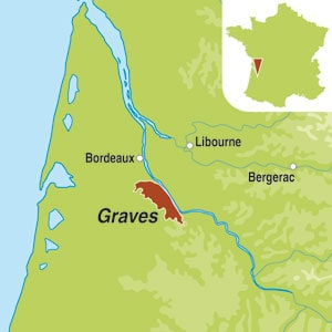 Map showing Graves AOC